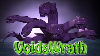 "Minecraft FINALE | Voids Wrath Modded Survival Finale Part 1! ""THE 5 GENERALS"""