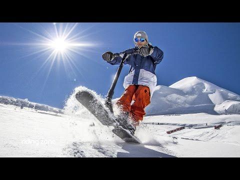 Trott' Freestyle des neiges avec Benjamin Friant !