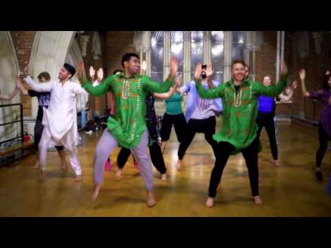 World Dance: Bangra – It Takes Two | Strictly Come Dancing 2016 – BBC Two