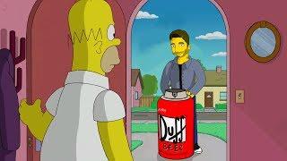 ¿Maluma, J Balvin y estos artistas en Los Simpsons?