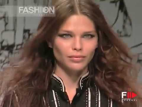 """Fashion Show """"Paola Frani"""" Spring Summer 2008 Pret a Porter Milan 1 of 3 by Fashion Channel"""