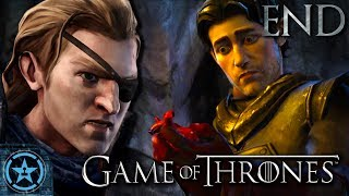 In the epic conclusion to our Game of Thrones Let's Watch series, Michael and Gavin must give it their all to to protect Ironrath from House Whitehill's grasp.Join FIRST for exclusive AH content: http://bit.ly/297NU2T  Get yer AH merch: http://bit.ly/2dyyJUnRooster Teeth Store: http://bit.ly/29dfk7NAchievement Hunter: http://achievementhunter.comRooster Teeth: http://roosterteeth.comRTX: http://rtxevent.comBusiness Inquiries: http://bit.ly/1DZ77uySubscribe to the Achievement Hunter Channel: http://bit.ly/AHYTChannelSubscribe to the Let's Play Channel: http://bit.ly/1BuRgl1Subscribe to the Funhaus Channel: http://bit.ly/1GiGly1Subscribe to the Cow Chop Channel: http://bit.ly/2cYnFP6Subscribe to the ScrewAttack Channel: http://bit.ly/2dmfBLcSubscribe to the Kinda Funny Channel: http://bit.ly/2cNKergSubscribe to The Creatures' Channel: http://bit.ly/2d9BqrQSubscribe to the Game Attack Channel: http://bit.ly/2dukAnSSubscribe to the Rooster Teeth Channel: http://bit.ly/13y3GumSubscribe to the Slow Mo Guys Channel: http://bit.ly/OqINYxSubscribe to the Red vs. Blue Channel: http://bit.ly/RvBChannelSubscribe to The Know's Channel: http://bit.ly/1zhUav4Watch RWBY: http://bit.ly/1rCOzuhWatch Red vs. Blue: http://bit.ly/1qJ9ik6Watch RT Animated Adventures: http://bit.ly/1ottZdfWatch Camp Camp: http://bit.ly/24WvlSNWatch RT Life: http://bit.ly/1qLMxZBWatch RT Shorts: http://bit.ly/190OLL7 Watch Immersion: http://bit.ly/27bRPDqWatch Lazer Team: http://bit.ly/Roosterteeth