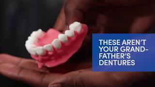 Denture video