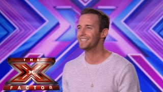 Jay James sings Say Something by A Great Big World - Audition Week 1 - The X Factor UK 2014