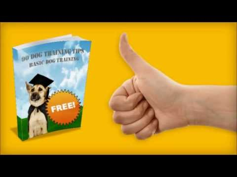 Dog training books and videos