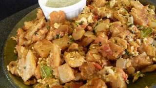 Kothu Parotta Indian Recipe