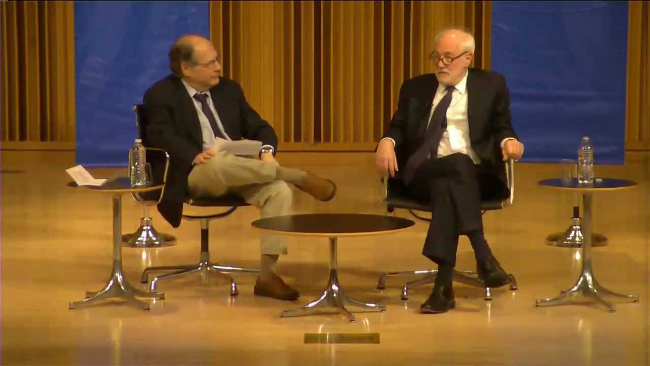David Nasaw In Conversation with Gary Giddins at the Graduate Center, CUNY