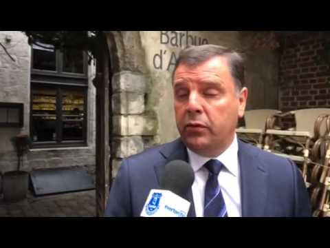 Video: Sharpy & Darren Preview Lille