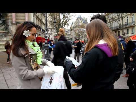 Opération « Les Vahine à Paris » – Episode 3 : La capitale aux senteurs du Monoï