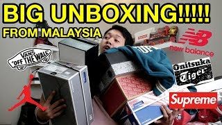 "Rekomendasi toko2 buat kalian yang mau trip ke malaysia dan ada juga tambahan 1 toko di singapore. semoga membantu :)oiya kira2 dari sneakers yang gua unboxing ada yang pengen direview ga? coba kasih komen di bawah ya :)Jangan lupa like, subscribe dan share video ini ya!!! thank you :)Contact meEmail : hanifrd@outlook.comInstagram : https://www.instagram.com/hanifrd_/Douj Protect Premium Water Repellent Instagram : https://www.instagram.com/doujprotect/Line : @doujprotect (with ""@"")Email : hellodouj@gmail.comCredits :Waysons - DaydreamSNIPER - Hard Booming 808 Drill Type Trap Beat"