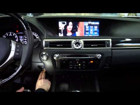 Lexus GS350 DTV-FREE (VIM)