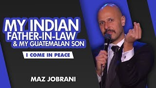 """Video """"My Indian father-in-law and my Guatemalan son"""" 