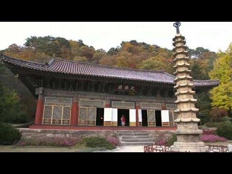 Η άγνωστη Βόρεια Κορέα: Ο Κιρ Σίμονς του NBC στον «αθέατο» βουδιστικό ναό
