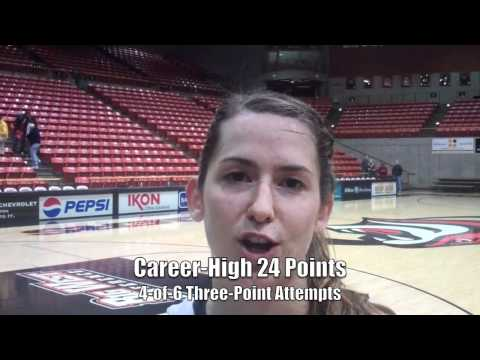 WBB Video Recap: Pacific 78, SIUE 68