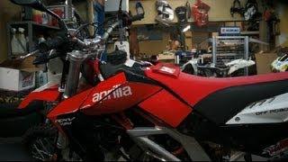 8. 2009 Aprilia RXV 4.5 - Quick Look