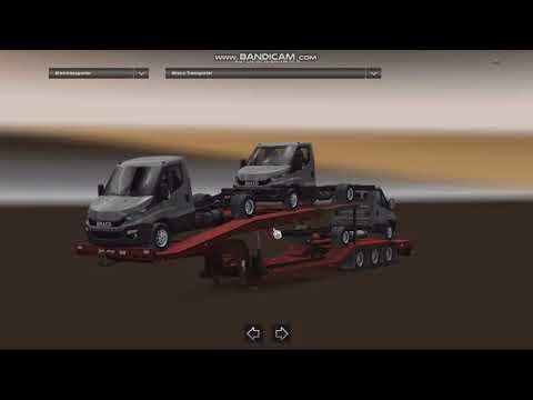 Profiliner crowne Transporte fur ETS 2 1.30 1