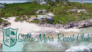 Stella Maris Resort, Long Island, Bahamas, an intimate out island style beach resort