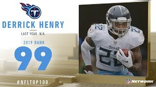 Video #99: Derrick Henry (RB, Titans) | Top 100 Players of 2019 | NFL MP3, 3GP, MP4, WEBM, AVI, FLV Juli 2019