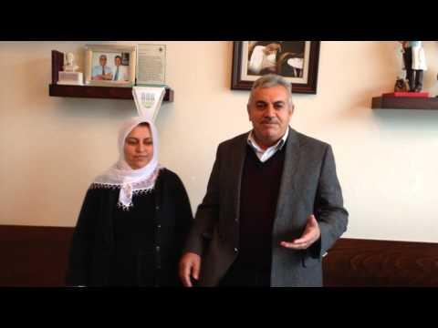 Beşire Çetin (Kürtçe)  - Yurt Dışından Gelen Hasta - Prof. Dr. Orhan Şen