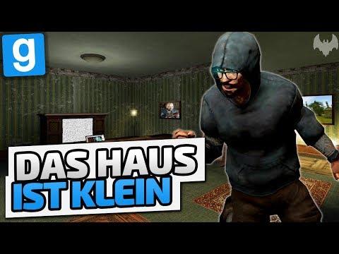 Garrys Mod - Das Haus ist klein... -  Garry's Mod: Murder  - Deutsch German - Dhalucard