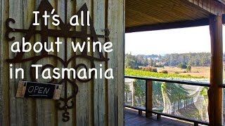 Tamar Valley Australia  City new picture : Australian Wine Tour to Moores Hill Winery, Tamar Valley, Tasmania