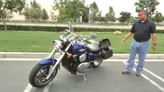 4. 2004 Suzuki Marauder 1600 Motorcycle Saddlebags Review - vikingbags.com