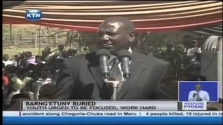 Former president Daniel Arap Moi has asked politicians to stop wrangling over presidential appointments and focus on strengthening a unified Kenya. Moi made ...