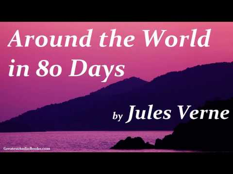 AROUND THE WORLD IN 80 DAYS by Jules Verne - FULL Audio Book | Greatest AudioBooks V2