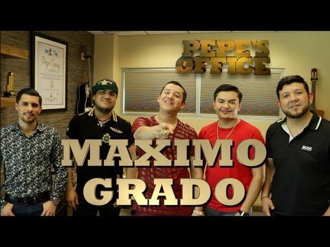 MAXIMO GRADO NOS PRESUME SU NUEVO MATERIAL - Pepe's Office - Thumbnail
