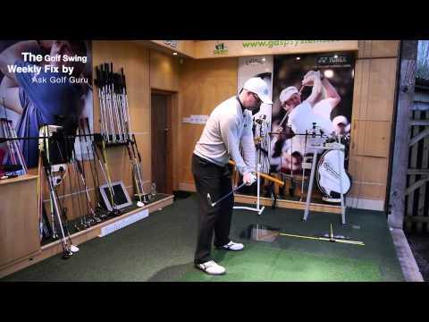 The Golf Swing Weekly Fix Backswing Takeaway