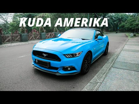 MUSTANG GT 5.0 2017 FIRST IMPRESSION INDONESIA | CARVLOG 049 (INDONESIA)