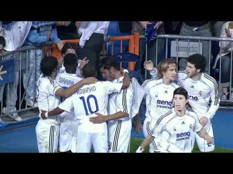 fantastico goal di van nistelrooy al valncia