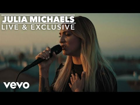 Julia Michaels - Worst In Me Stripped Vevo LIFT