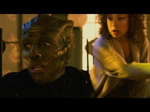 scenes - Visit http://www.bbc.co.uk/doctorwho for more Doctor Who videos, games and news. Behind the scenes with Matt Smith, Jenna-Louise Coleman, Steven Moffat and D...