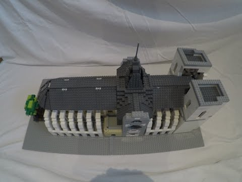 Lego Creations - Notre Dame