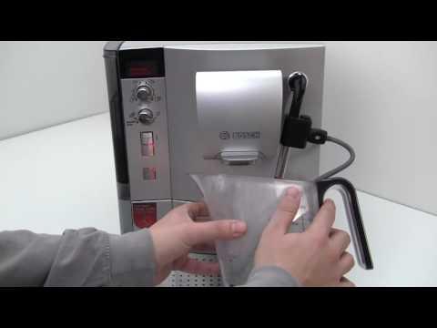 Comment nettoyer le mousseur à lait de sa machine à café VeroCafe?