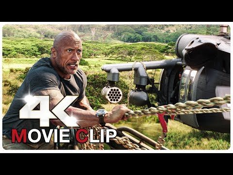 Hobbs and Shaw Catching a Helicopter Scene - FAST AND FURIOUS 9 Hobbs And Shaw (2019) Movie CLIP 4K