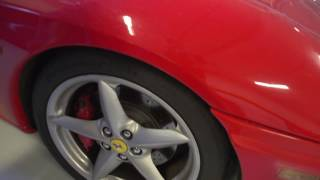 Fixed Fenders but Broke Windshield on Ferrari by Super Speeders