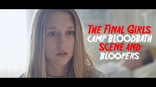 Nonton The Final Girls Bloopers with Taissa Farmiga, Malin Akerman, Nina Dobrev and more Film Subtitle Indonesia Streaming Movie Download