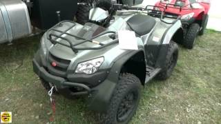 3. Kymco MXU 450i 4x4 LOF - 2019 € must watch !