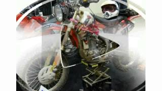 5. 2009 Honda CRF 450X -  Top Speed Engine Specification Features Specs Dealers Details