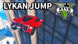 Nonton GTA V - Fast and Furious 7 Lykan Jump Scene Film Subtitle Indonesia Streaming Movie Download