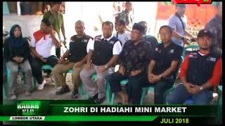 Video HADIAH MINI MARKET UNTUK ZOHRI SEGERA DI BANGUN MP3, 3GP, MP4, WEBM, AVI, FLV Juli 2018