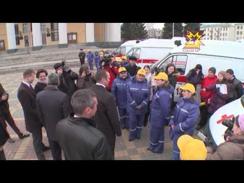 Автопарк службы 03 в Чебоксарах и Новочебоксарске обновлён на сто процентов