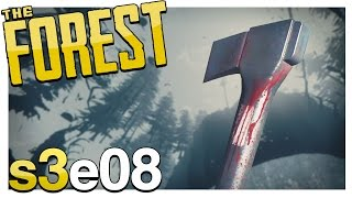 NEW MODERN AXE LOCATION | The Forest Gameplay S3E08 (Alpha v0.32)