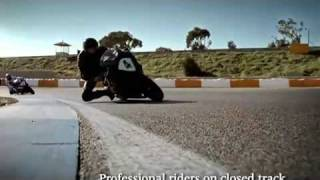 8. Superbike Suzuki GSXR1000 2007 Commercial