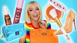 WHAT'S IN MY NEW BIRKIN | Gigi by Gigi Gorgeous