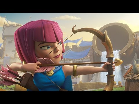 Clash Royale: The Last Second (Official Commercial) (видео)