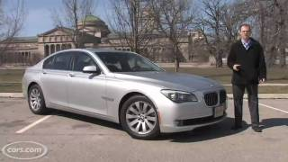 2009 BMW 750i Video Review