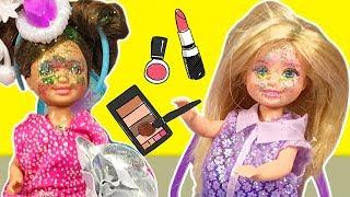 Video Barbie ve Ailesi Bölüm 142 - Ceren Makyaj Yapıyor #ÇizgiFilm tadında #BarbieOyunları MP3, 3GP, MP4, WEBM, AVI, FLV Desember 2017